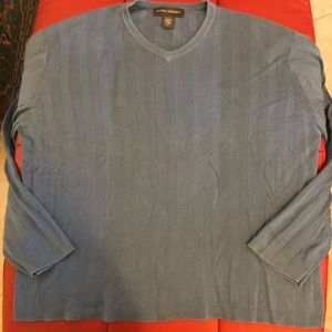 BANANA REPUBLIC Mens V- Neck Pullover Sweater